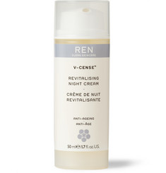 Ren Skincare V-Cense Revitalising Night Cream 50ml