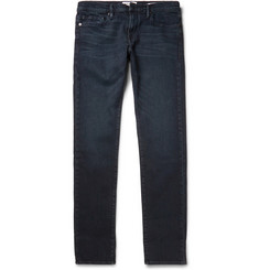 Frame Denim L'Homme Cotswolds Slim-Fit Dry Denim Jeans