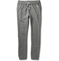 Todd Snyder Cotton-Blend Fleece Sweatpants