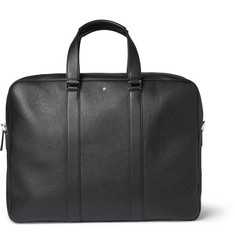 Montblanc Meisterstück Full-Grain Leather Briefcase