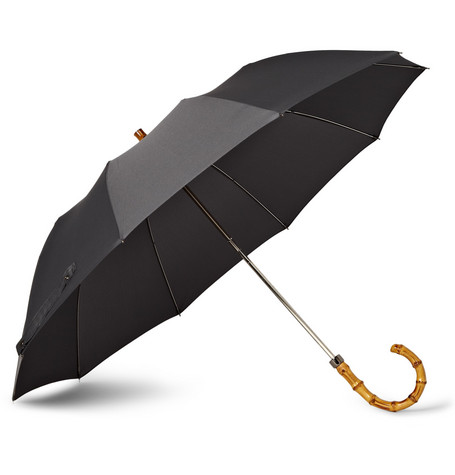 London Undercover Whangee Cane-Handle Umbrella