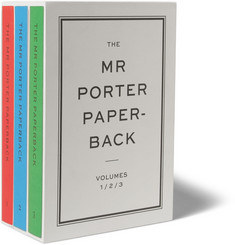 The Mr Porter Paperback - Set of Three Books: The Manual For a Stylish Life Volumes 1-3
