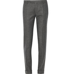 Gant Rugger Charcoal Slim-Fit Wool Suit Trousers