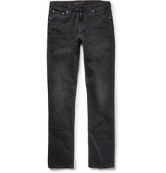 Nudie Jeans Tube Tom Slim-Fit Organic-Denim Jeans