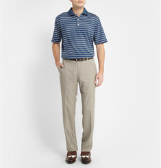 Peter Millar Houndstooth Jersey Trousers
