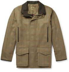 Musto Shooting - Checked Stretch-Tweed Field Jacket