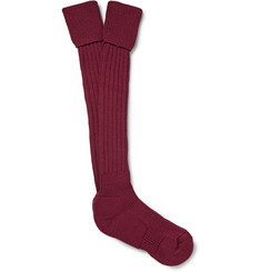 Musto Shooting Merino Wool-Blend Technical Shooting Socks