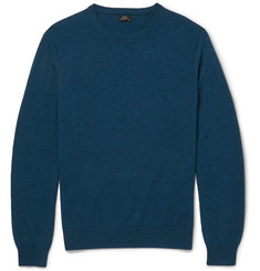 J.Crew Crew Neck Cashmere Sweater