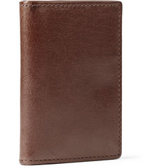 J.Crew Bifold Leather Cardholder