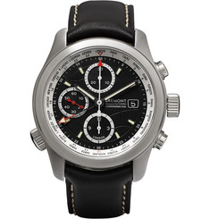 Bremont ALT1-WT/BK World Timer Automatic Chronograph Watch