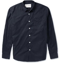 Our Legacy Crinkled-Cotton Shirt