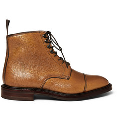 Kingsman George Cleverley Leather Lace-Up Boots