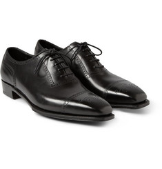 George Cleverley Anthony Cameron Leather Brogues