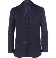 Polo Ralph Lauren Textured Cotton Blazer