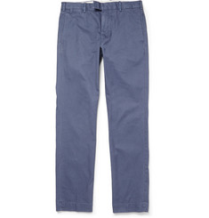 Polo Ralph Lauren Slim-Fit Washed-Cotton Twill Chinos