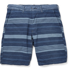 Polo Ralph Lauren Striped Woven-Cotton Shorts