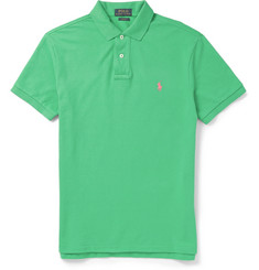 Polo Ralph Lauren Cotton-Pique Polo Shirt