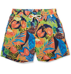 Polo Ralph Lauren Mid-Length Printed Swim Shorts