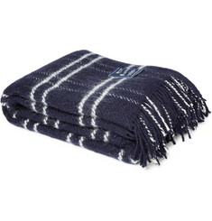 NN.07 Plaid Wool Blanket