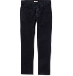 NN.07 Marco Cotton-Blend Corduroy Trousers