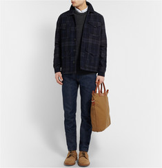 NN.07 Andrew Panelled Wool Sweater