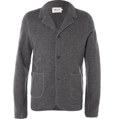 NN.07 Wallace Slim-Fit Boiled Wool Blazer