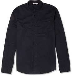 NN.07 Samuel Cotton Henley Shirt