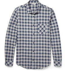 NN.07 Checked Cotton Shirt