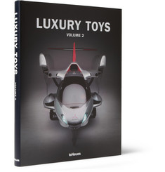 TeNeues Luxury Toys Volume Two Hardcover Book