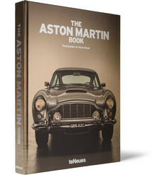 TeNeues The Aston Martin Book by René Staud Hardcover Book