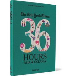 Taschen The New York Times 36 Hours: Asia & Oceania Cloth-Bound Book