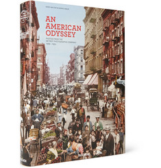 Taschen - An American Odyssey by Sabine Arqué and Marc Walter, Hardcover Book