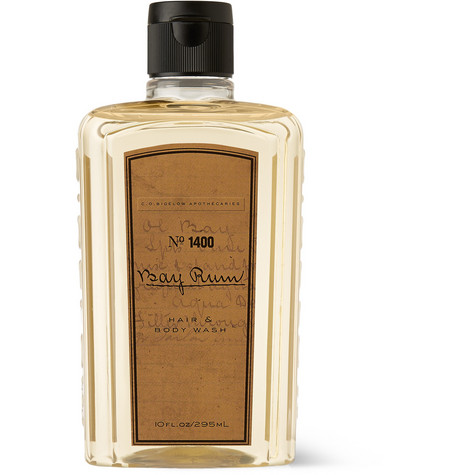 C.O.Bigelow Bay Rum Hair & Body Wash 295ml