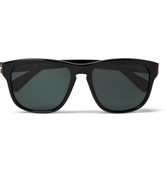 Lanvin Polarised Square-Frame Acetate Sunglasses