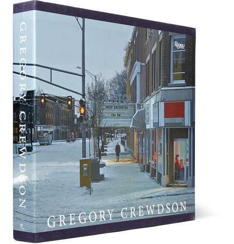 Rizzoli Gregory Crewdson Hardcover Book