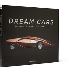 Rizzoli Dream Cars: Innovative Design, Visionary Ideas by Sarah Schleunung and Ken Gross, Hardcover Book