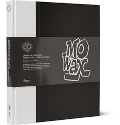 Rizzoli Urban Archaeology: Twenty-One Years of Mo'Wax Hardcover Book