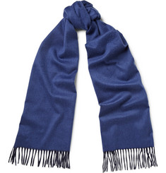 Begg & Co Arran Reversible Cashmere Scarf