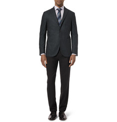 Boglioli Unstructured Double-Faced Wool and Cotton-Blend Blazer