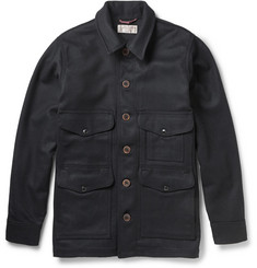Filson Cape Cruiser Virgin Wool Jacket