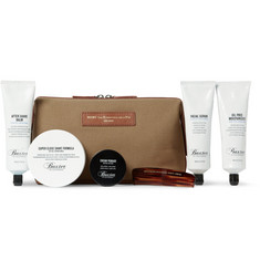 Baxter of California WANT LES ESSENTIELS Grooming Set and Wash Bag