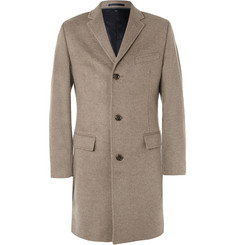J.Crew Slim-Fit Wool and Cashmere-Blend Overcoat