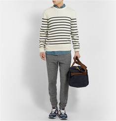 J.Crew Wallace & Barnes Mélange Cotton-Jersey Sweatpants