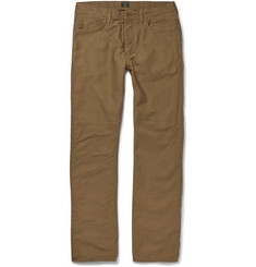 J.Crew Bedford Flannel-Lined Corduroy Trousers