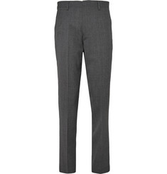 J.Crew Grey Ludlow Wool Travel Suit Trousers
