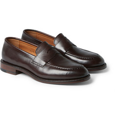 J.Crew Ludlow Leather Penny Loafers
