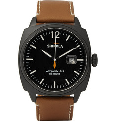 Shinola The Brakeman Watch 46mm