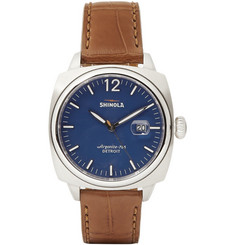Shinola The Brakeman Watch 40mm