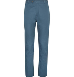 Gieves & Hawkes Slim-Fit Cotton-Twill Chinos