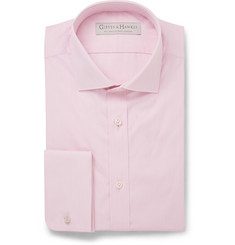 Gieves & Hawkes Pink Cotton Shirt